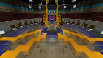 Who Wants To Be A Millionaire? (WWTBAM) UK Classic Studio 2001-2010 Minecraft Map & Project