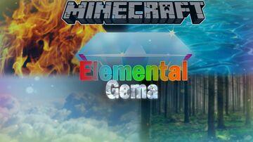 Elemental Gemas Minecraft Map & Project