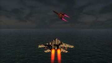 SR - 71 with MiG-25 Minecraft Map & Project