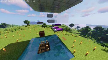 my hardcore word Minecraft Map & Project