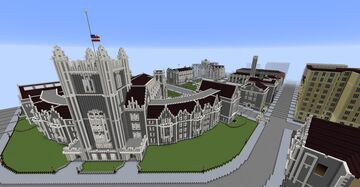 The City College of New York 1952 Minecraft Map & Project