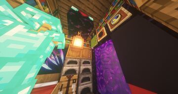 Compact 5x5 Survival House Tutorial Minecraft Map & Project