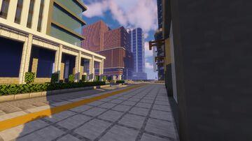 Tokyo style Japanese city v0.1.2 Minecraft Map & Project