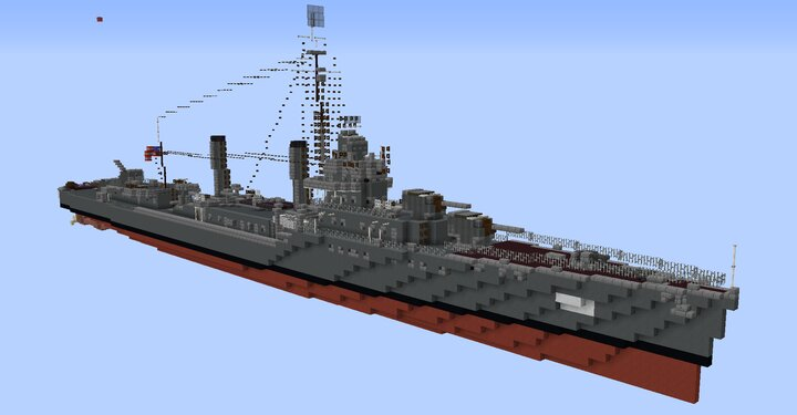 Popular Map : USS Laffey DD-459