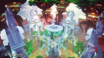 Aztec Prison Spawn Minecraft Map & Project