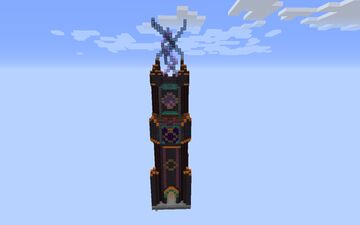 Tower of Time Minecraft Map & Project