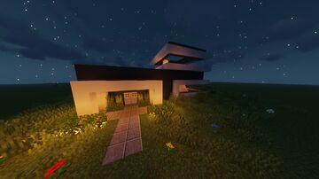 Skylight House - By Shyft Minecraft Map & Project