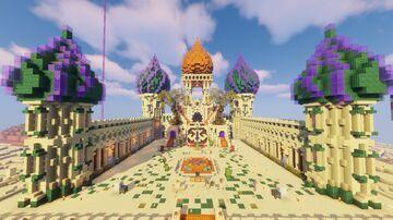 Vanilla Tyme Map 4 - Spawn Minecraft Map & Project
