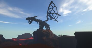 Black Dragon [with download] Minecraft Map & Project