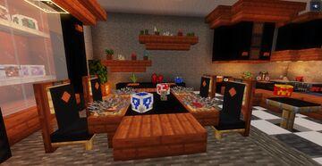 Kitchen idea Minecraft Map & Project