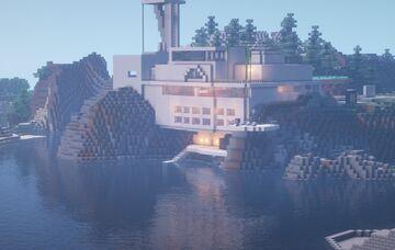 Wenerd City Minecraft Map & Project