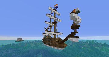 Hr. Ms. Zeven Provinciën Minecraft Map & Project