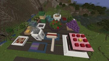 Giants Picnic – Version 1.15.1 Minecraft Map & Project