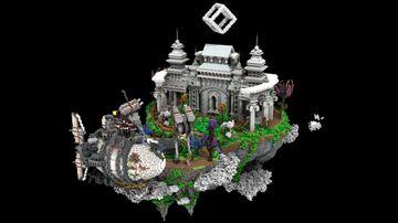 ⭐ EXCLUSIVE ⭐ Robotic Hub - AliensBuilds 🤖 Minecraft Map & Project