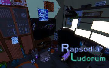 Rapsodia Ludorum Minecraft Map & Project