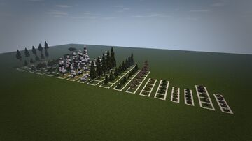 Nostrix's Tree Repository - Conquest Reforged Mod Minecraft Map & Project
