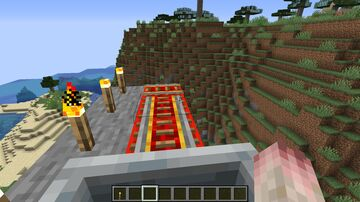 Longgggg Ride Minecraft Map & Project