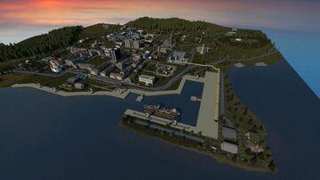 Dayz Chernorussia Minecraft Map & Project