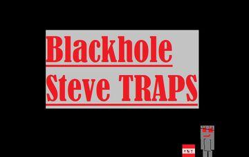 BlackholeSteve Traps Minecraft Map & Project