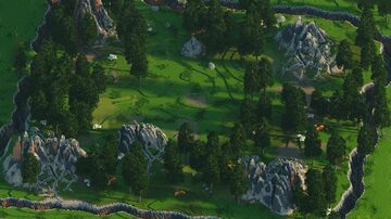 512x512 Fantasy warzone Minecraft Map & Project