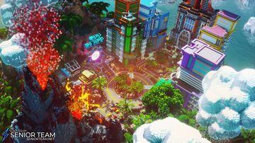Hotel City Island Minecraft Map & Project