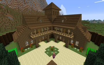 Gord Castle Minecraft Map & Project
