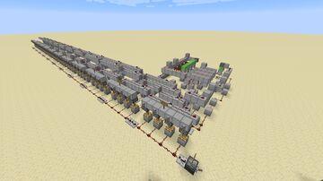 Modular Sound System (M.S.S) V1.0 Minecraft Map & Project