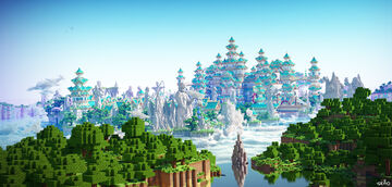 Skya Valhellries Minecraft Map & Project