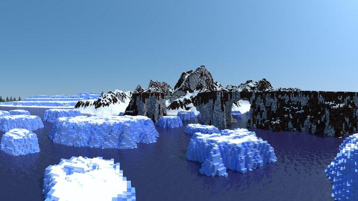 Northern Icebergs