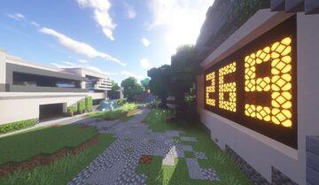 Viniccius13 - MAPA Em busca da casa automatica Minecraft Map & Project