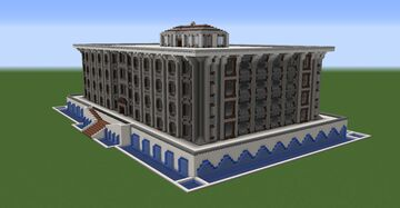Minecraft Palace 1 Minecraft Map & Project