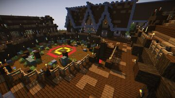 PVP arena from Noobren city Minecraft Map & Project