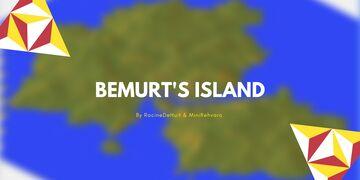 [WIP] Bemurt's island Minecraft Map & Project