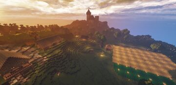 Kingdom: Dark Ages - First Beta Map File Minecraft Map & Project