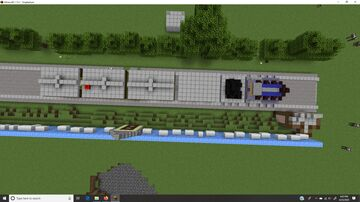 locomotive map with story Minecraft Map & Project