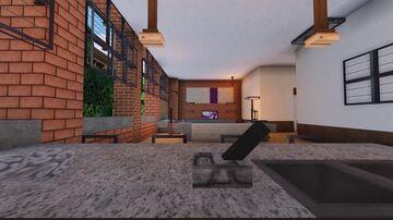 Bike Shop - Bar - Apartments on World of Keralis server! Minecraft Map & Project