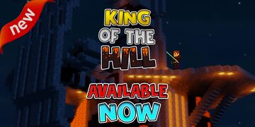 New King of the Hill Map Minecraft Map & Project