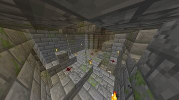 SS Escape Minecraft Map & Project