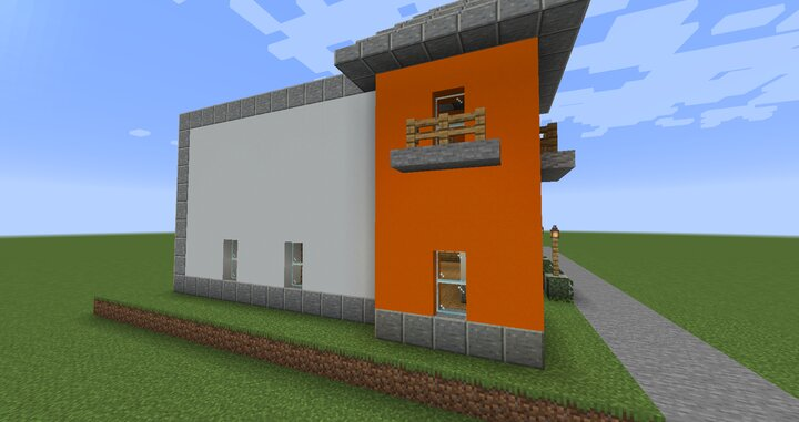 Left Building