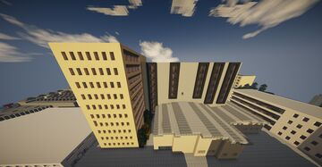 The Greenville Science and Convention center GSCC Minecraft Map & Project