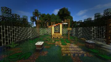 Swamp (w.i.p) Minecraft Map & Project