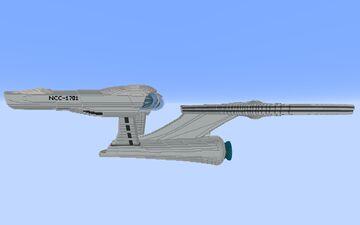 USS Enterprise (Kelvin Timeline) Minecraft Map & Project