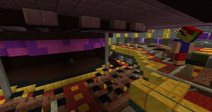 The Palace Main Lounge!