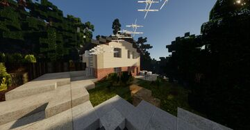 House of Millers. Minecraft Map & Project
