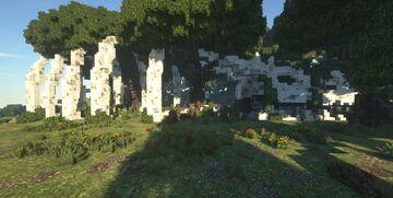 Dragon Encampment Minecraft Map & Project