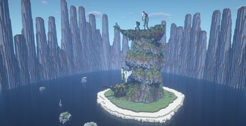 Ship Wreck |  Barco Náufrago Minecraft Map & Project