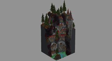 - Vagusorba / A mountain village - Minecraft Map & Project