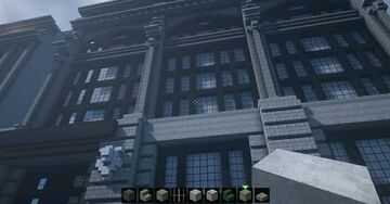 Neogothic Building V.2 Minecraft Map & Project