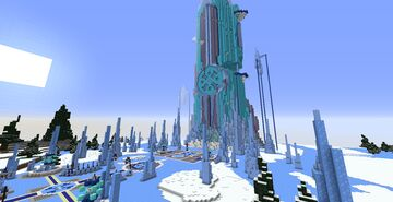 Ice palace of despair (Minecraft story mode season 2) (UNFINISHED) Minecraft Map & Project
