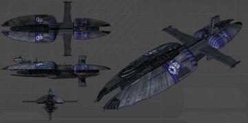 Star Wars - Munificent Class Star Frigate Minecraft Map & Project